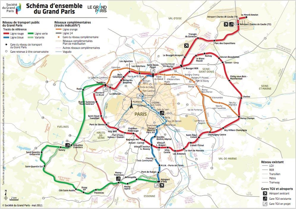 ou investir region parisienne